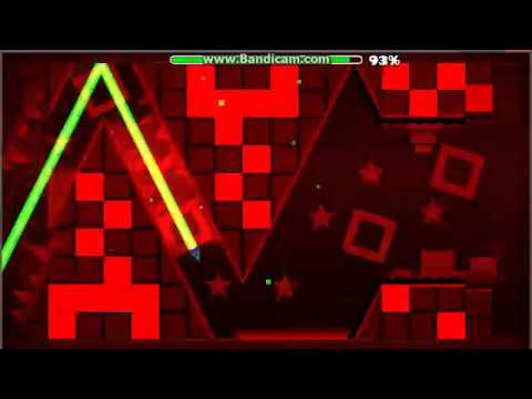Red Planet (By Loogiah + Edge) - (Geometry Dash) [Awesome 7-Star Level]