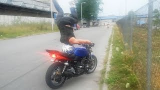 Hectic Road Bike Crashes & Motorcycle Mishaps 2018 [Ep.#34]