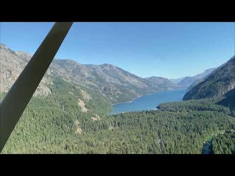 Landing & Take off from Stehekin