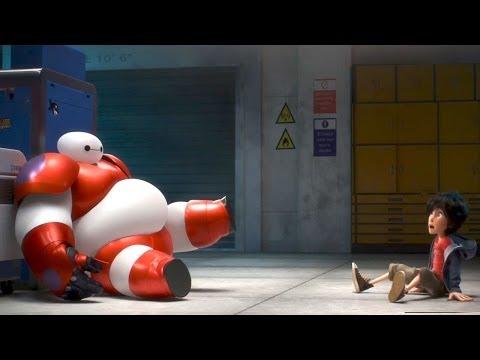 Random Movie Pick - Disney's BIG HERO 6 Trailer (2014) YouTube Trailer