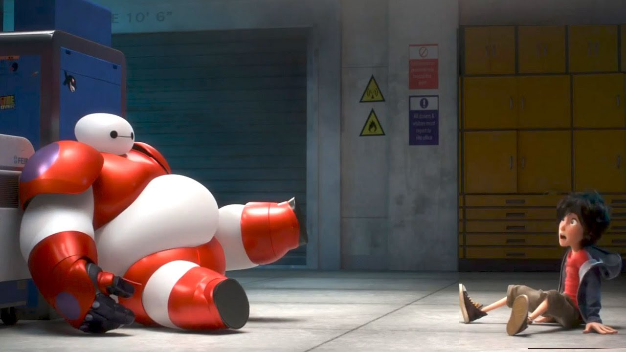 Disney's BIG HERO 6 Trailer (2014)
