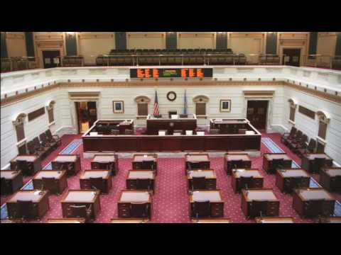 Oklahoma Senate - Convention of States Debate