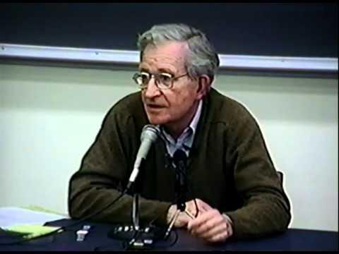 "Noam Chomsky: ""Free Markets?"""