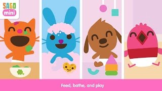 Sago Mini Babies - Best Game for Kids - iPhone/iPad/iPod Touch