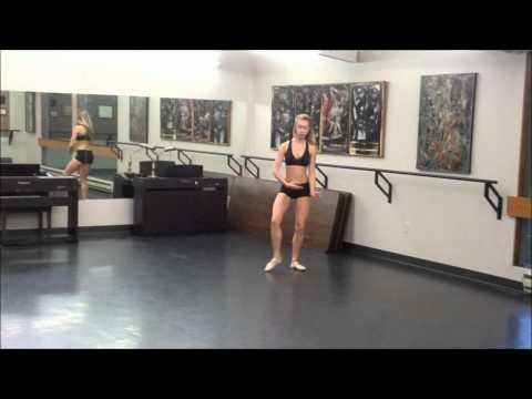 Movement Audition, Pre-screen, (University, Music Theatre, BFA)
