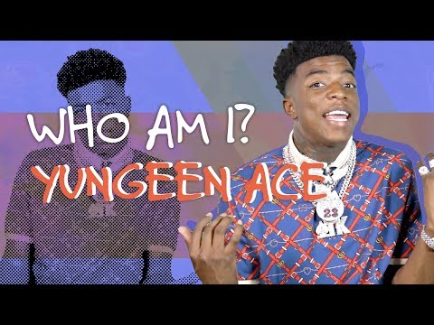 Yungeen Ace Insists He'll Beat Lil Durk in Basketball Game | Who Am I?