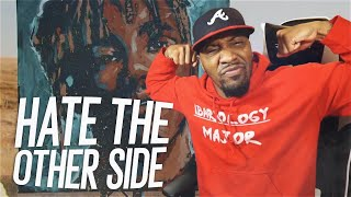 MY FAVORITE TRACK! | Juice WRLD Ft. Marshmello, Polo G,The Kid Laroi - Hate The Other Side(REACTION)