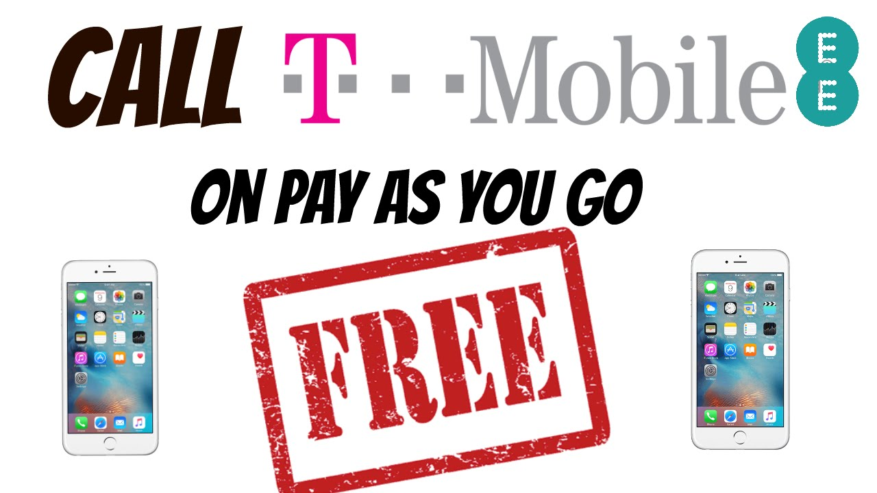 call ee t mobile customer services for free on pay as you go no nonsense how to guide