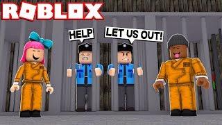 ROBLOX PRISON FREEZE TAG