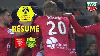 Nîmes Olympique - FC Nantes ( 1-0 ) - Résumé - (NIMES - FCN) / 2018-19