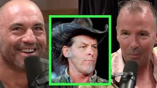 Joe Rogan - How Doug Stanhope Trolled Ted Nugent