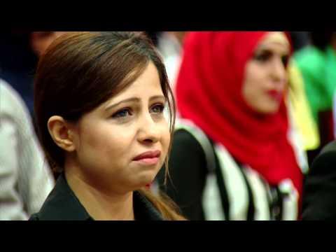 The hope | Husham Al Thahbi | TEDxBaghdad