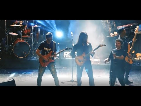 EXCALIBUR - Las Hordas del Rock [2019] (Official Video-clip)