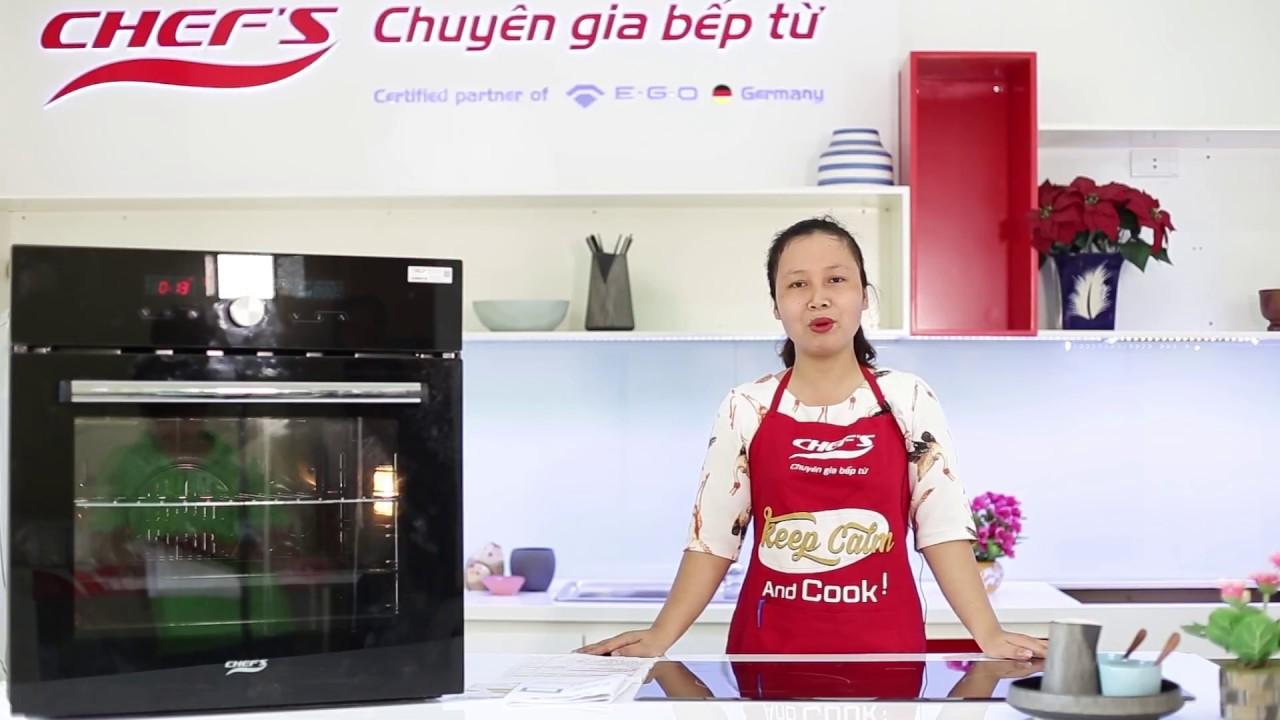 Hướng dẫn sử dụng mẫu lò nướng Chef's EH-BO9090B