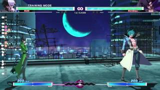 UNIEL Seth Tutorial 「Breakdown/Strategy/Combos」