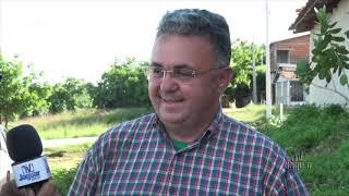 Secretario Ítalo Diógenes acompanhou a operação para retirada de entulhos na comunidade de Ilha