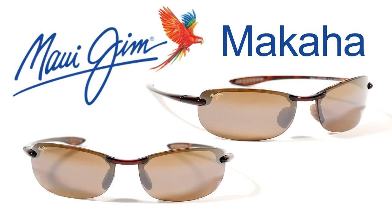0516712c276fc Maui Jim Makaha Polarised Sunglasses - Selectspecs.com - YouTube