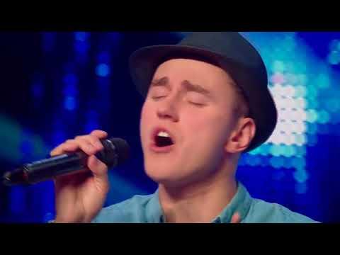 """Olly Murs - """"Dear Darlin'"""". Vezi aici cum cântă Armando Drăgan pe scena X Factor"""
