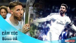 Cảm xúc bóng đá | Sergio Ramos - Bàn thắng cuộc đời