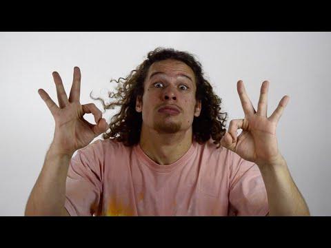 "Deaf Man's ASL Storytelling, ""ALMOST ACCIDENT"""