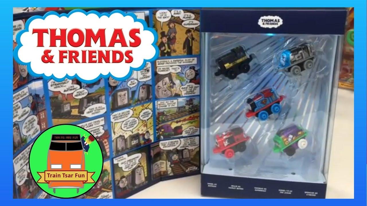 Rare * Diesel-10 as The Joker !* Thomas Minis ** DC Super Friends *!!** New