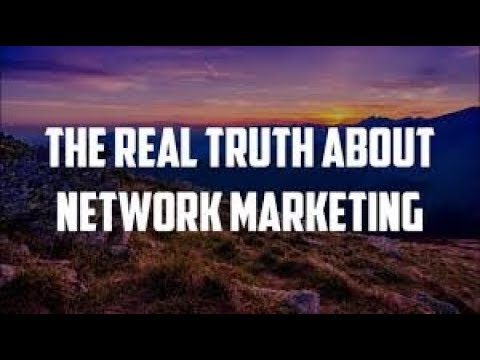 *Network Marketing* In 2018