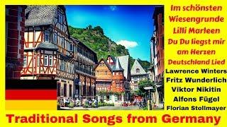 Traditional Songs from Germany # GERMAN MUSIC # deutsche Volkslieder # German Folk Songs