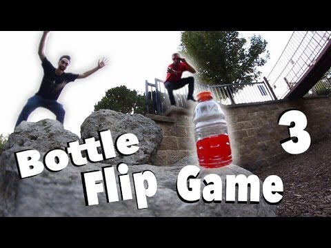 ULTIMATE Game of BOTTLE FLIP! | ROUND 3!