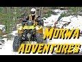 ATV TOURS   Mukwa Adventures - Men's ATV Retreat Weekend
