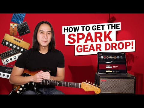 SPARK GEAR DROP: New Amps/Effects Overview & How to Update ⚡