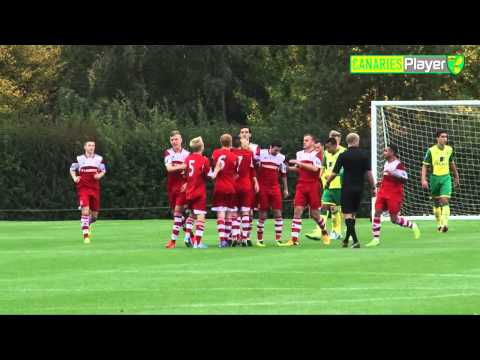 Middlesborough's Luke Williams Scores Fantastic Free Kick