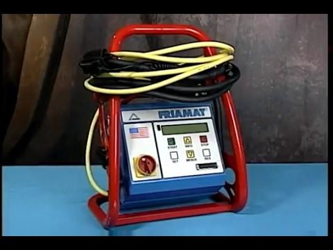 friamat electrofusion machine