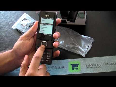 LG GD550 Review HD ( in Romana ) - www.TelefonulTau.eu -