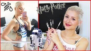 Aliexpress haul ♥ Starwars plavky, Harry Potter štětce a jiné kraviny thumbnail