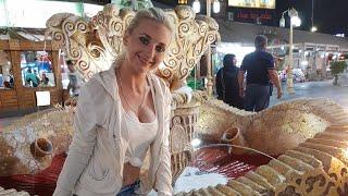 5 Вышли погулять на Старый рынок в Египте Шарм эль Шейх
