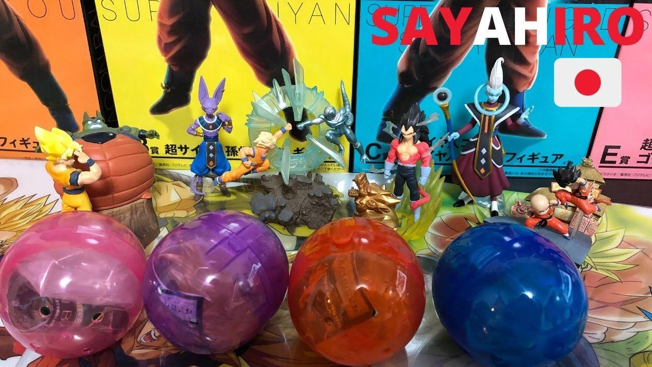 Dragon ball super Versus battle figure series vol.12 BANDAI