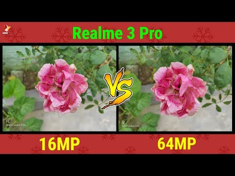 Realme 3 Pro 64MP Camera Ka Sach | 16MP Camera vs 64MP Camera of Realme 3 Pro | HINDI | Data Dock