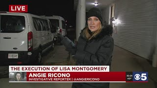 Fate Of Lisa Montgomery Still Up In The Air