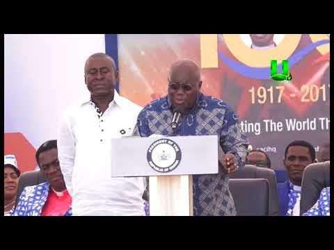 I will continue seeking the face of God - Prez. Akufo-Addo