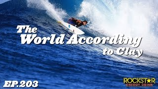 Clay Marzo | World According to Clay: EP203 Australia