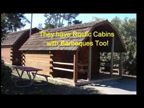 RV Camping At Santa Cruz / Watsonville, CA KOA Camp Grounds