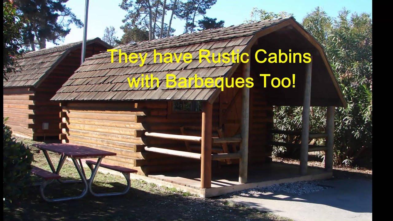 Attirant RV Camping At Santa Cruz / Watsonville, CA KOA Camp Grounds