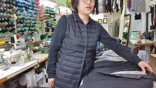 자켓 특별한 옷으로 만들기 2