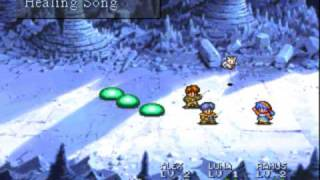 Lunar The Silver Star Story Complete gameplay