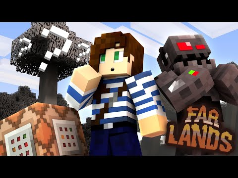 Cover Lagu Finding a Rare Biome! - Minecraft Far Lands (Ep. 27) STAFABAND