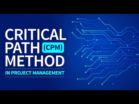 Pmp Certification Critical Path Method Activity On Node Method Youtube