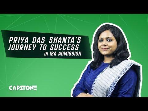 From National University To IBA: An Inspiring Journey By Shanta Priya
