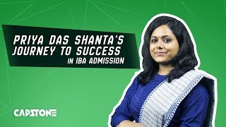 From National University to IBA: An Inspiring Journey by Shanta Priya