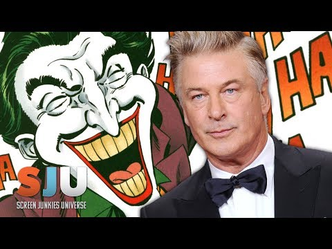 """Joker"" Adds Alec Baldwin as Batman's Daddy - SJU"
