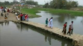 Baideshiya bandhu re, Ekbar uttar bangla ashiya jao,